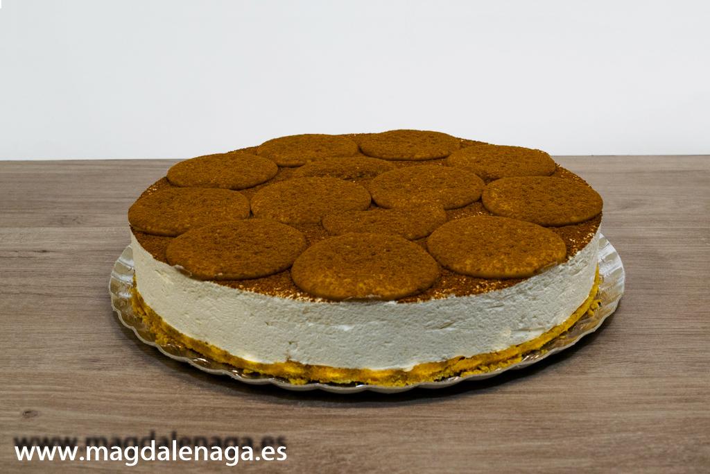 Tarta de Natilla